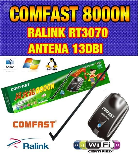 COMFAST 8000N 1500MW ANTENA 13DBI