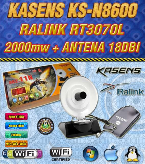 KASENS N8600 3000MW