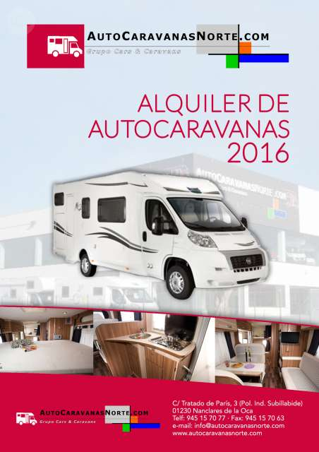 MC LOUIS - ALQUILER DE AUTOCARAVANAS