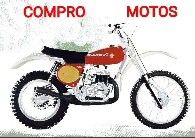 COMPRO TODO TIPO DE MOTOS ROTAS-RESTAURA