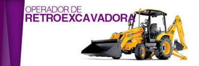 CURSO RETROEXCAVADORA MIXTA HUELVA MARZO