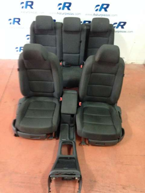 VW INTERIOR COMPLETO GOLF V PLUS