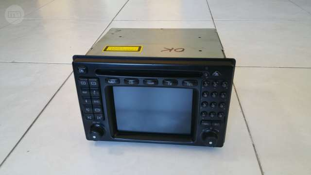 NAVEGADOR COMAND DX MERCEDES W210