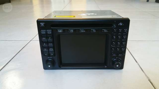 NAVEGADOR GPS MERCEDES ML W163