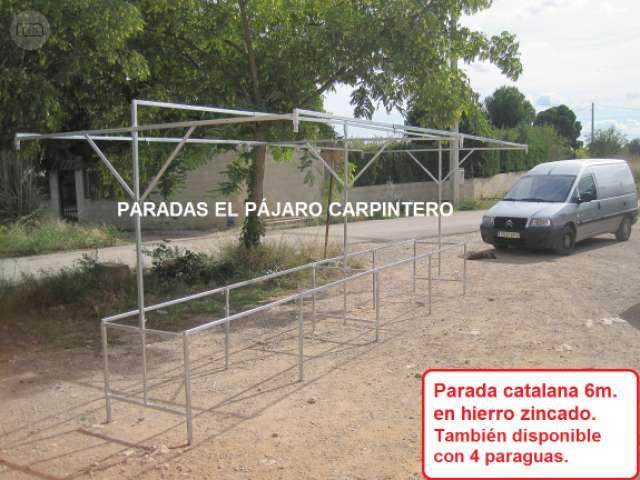 PARADAS PUESTOS MERCADO - foto 3