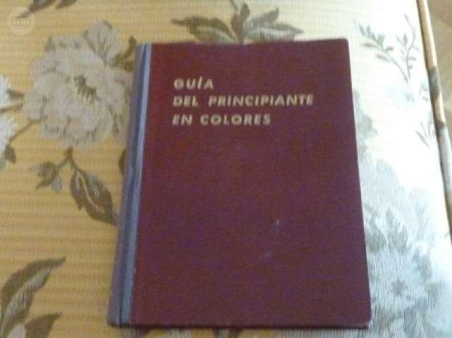 GUÍA DE FOTOGRAFÍA EN COLORES (AÑO 1953)