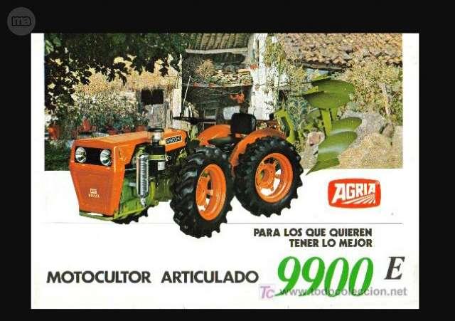 AGRIA 8900 9900