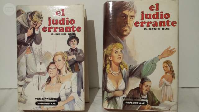 NOVELA :  EL JUDÍO ERRANTE - foto 2