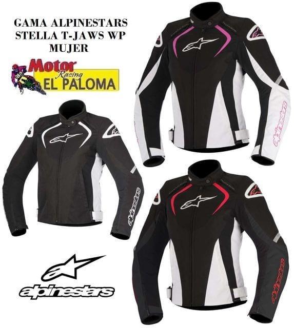 color atractivo comprar venta oficial CHAQUETA ALPINESTARS T JAWS WP REF 265