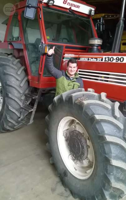 COMPRO TRACTORES SERIE 90 MASSEY 290