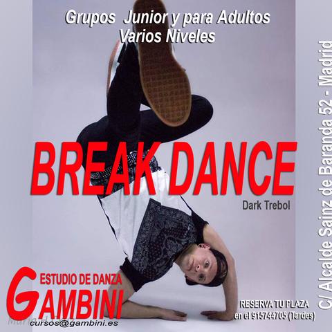 BREAK DANCE JUNIOR - foto 1