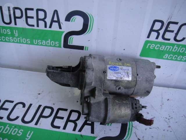 VENDO MOTOR ARRANQUE ROVER 200 GASOLINA