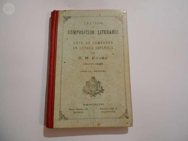 TRATADO DE COMPOSICIÓN LITERARIA