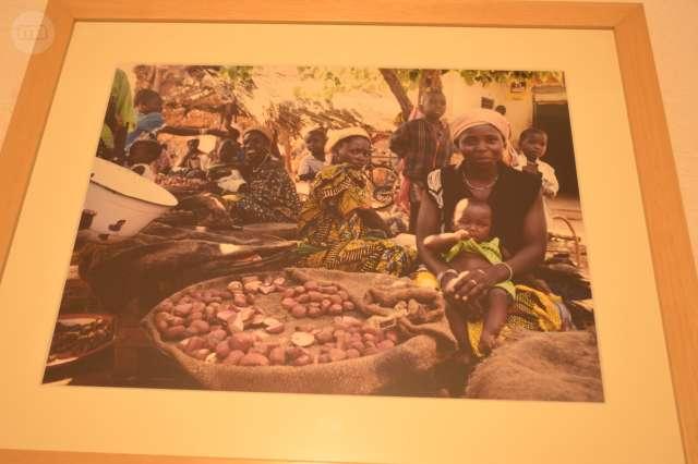 FOTOGRAFÍA DE MUJERES EN BURKINA FASO