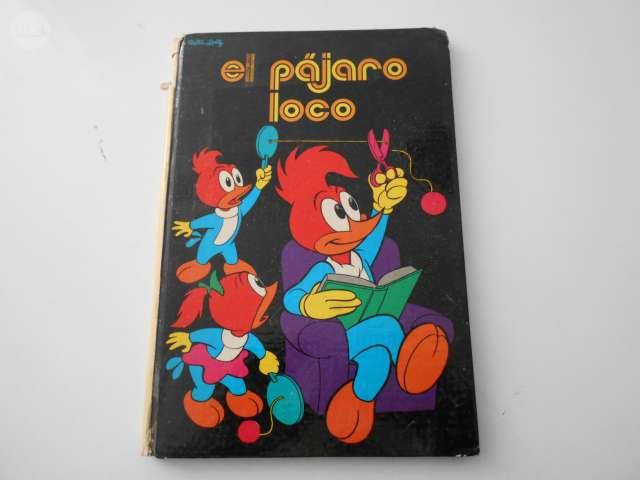 EL PÁJARO LOCO (COMIC DE 1974)