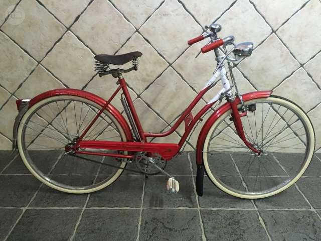 Bicicleta Antigua De Varillas Bh Gacela