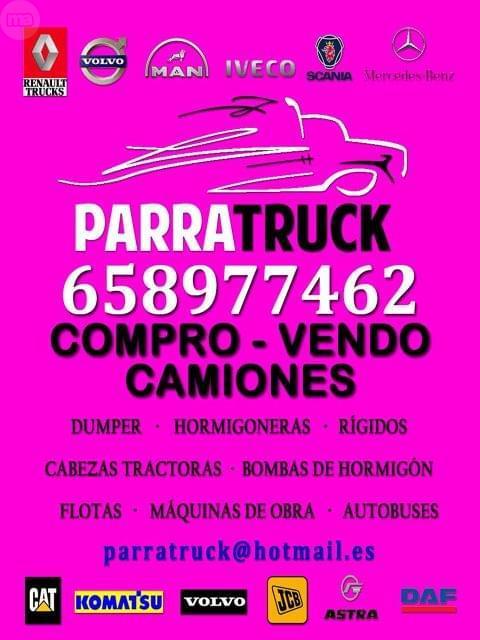 COMPRO VENDO CAMIONES TODOS 658977462
