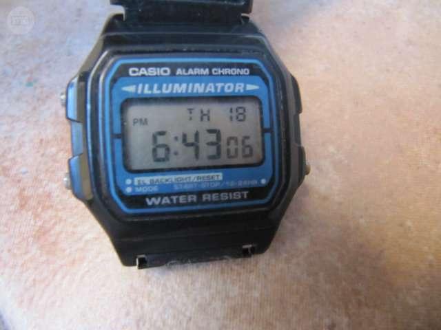 Antiguo Digital Reloj Antiguo Reloj Casio 5LjAR4
