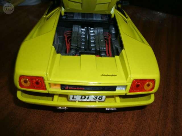 Lamborghini Diablo 1 18 Nuevo