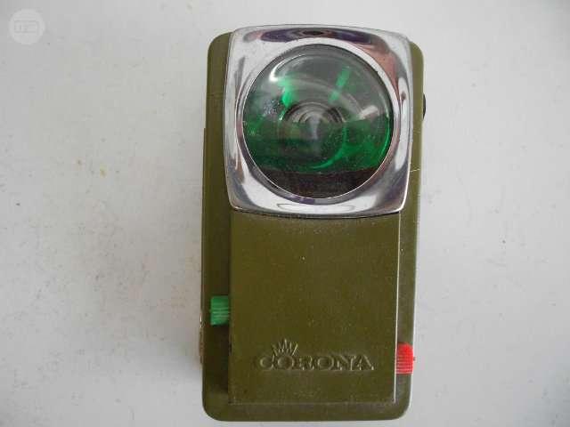 Linterna Militar Antigua