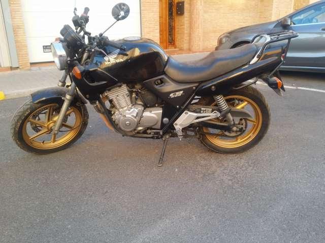 MIL ANUNCIOS.COM - Despiece Honda CB 500 Naked 2001
