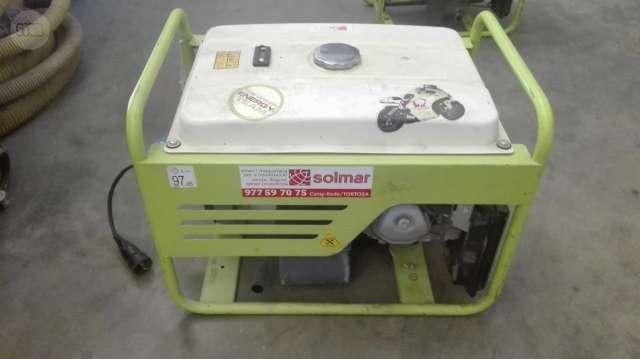 GRUPO ELECTROGENO PRAMAC MGP8000