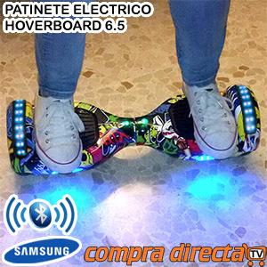 EL PATINETE ELECTRICO CON MUSICA Y HABLA