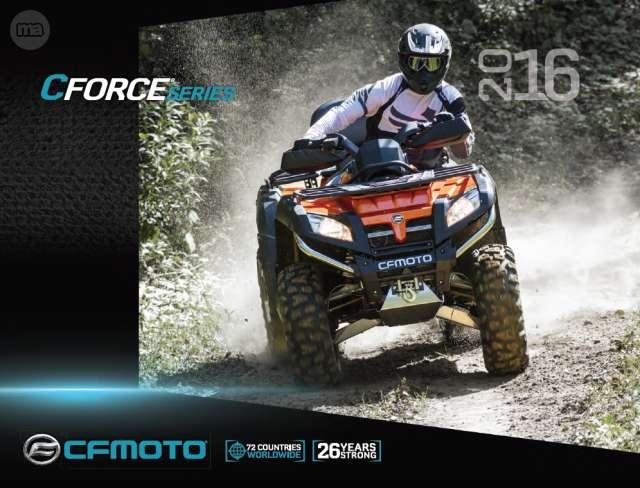 CFMOTO - QUADS, ATV, UTV