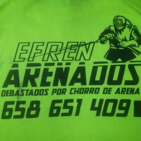ARENADOS EFREN ABREU - foto 1