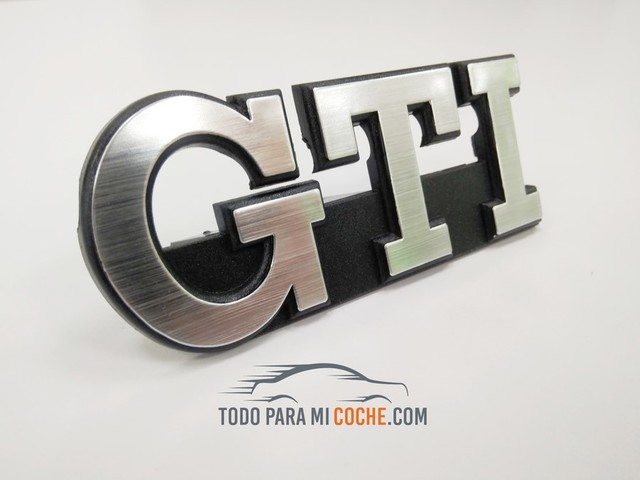 LOGO GTI VW GOLF MK2