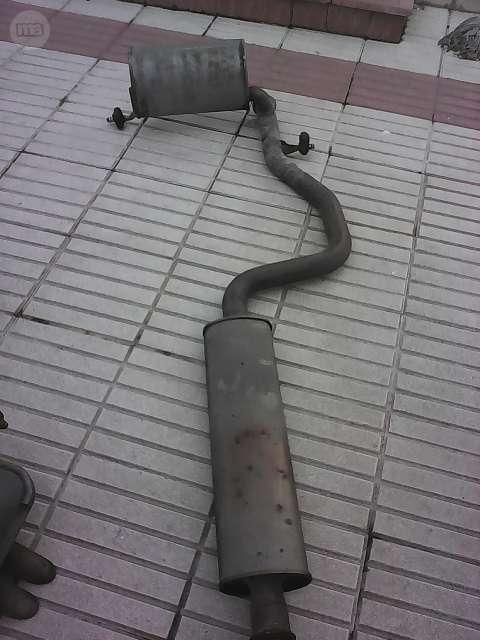 TUBO DE ESCAPE PEUGEOT 607