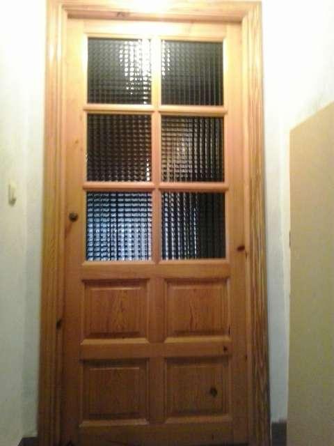 Puertas Interior De Madera De Pino