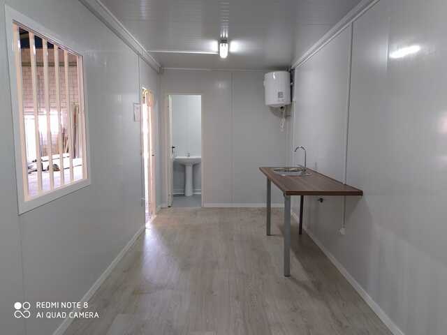 Caseta De Obra Modulos Casas Prefabric