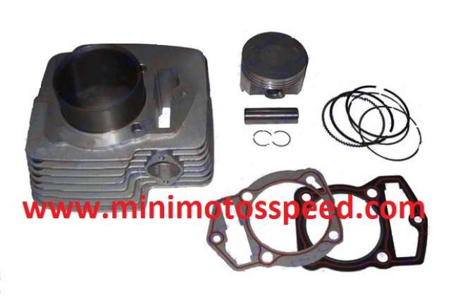KIT CILINDRO LONCIN 69MM 17MM 82MM 250C
