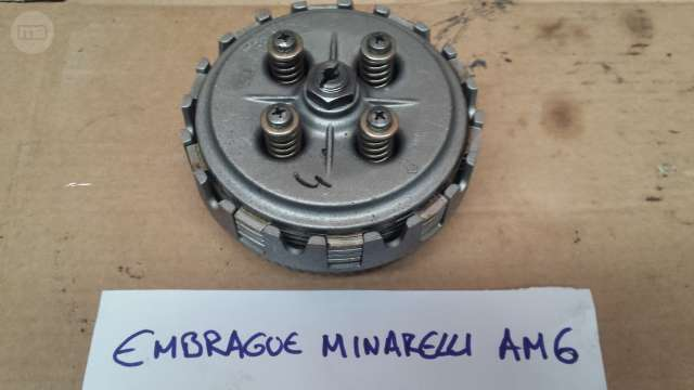 EMBRAGUE MINARELLI AM6