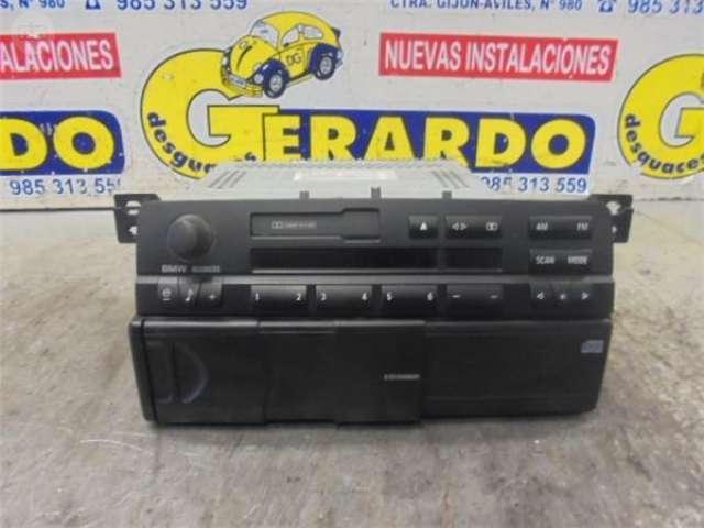 RADIO CINTA CON CARGADOR BMW E46
