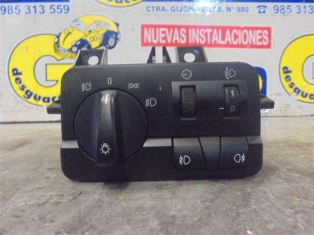 MANDO LUCES Y NIEBLA BMW 320 D E46
