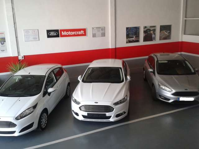 TALLER OFICIAL FORD - foto 1