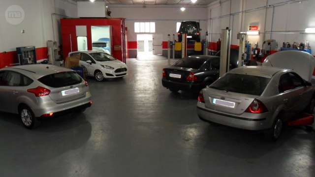 TALLER OFICIAL FORD - foto 2