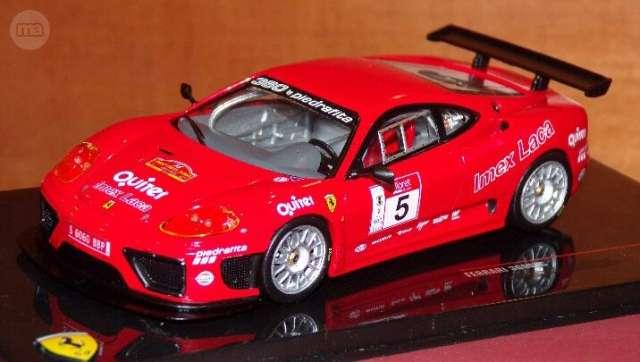Ferrari 360 Gtc Transkit Rallye De Costa