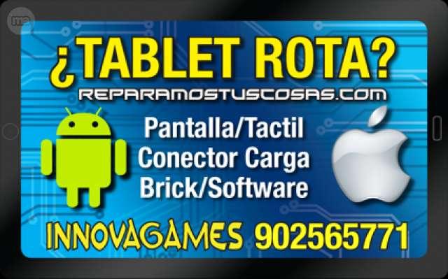 REPARAR TABLET MOVIL REPARAMOSTUSCOSAS