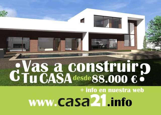 CASAS LLAVE EN MANO. MADRID.