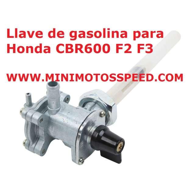 LLAVE DE GASOLINA PARA HONDA CBR600 F2 F - foto 1