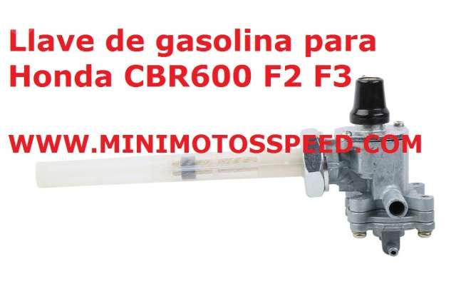 LLAVE DE GASOLINA PARA HONDA CBR600 F2 F - foto 2
