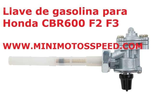 LLAVE DE GASOLINA PARA HONDA CBR600 F2 F - foto 3