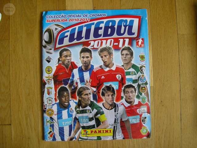 Album De Cromos Liga Portugesa