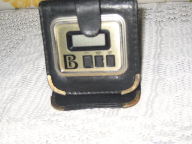 Reloj Despertador Digital De Viaje