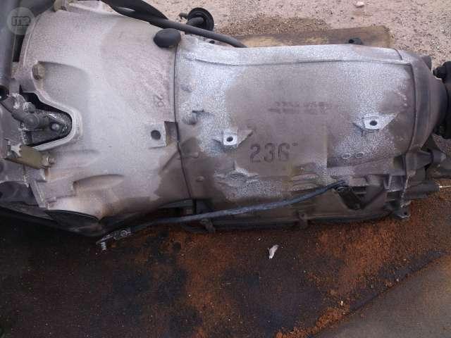 CAJA AUTOMATICA MERCEDES E420