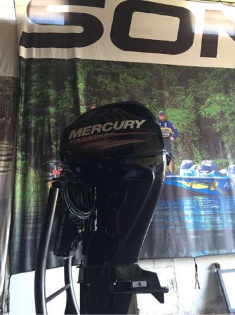 MERCURY 40 CV 4 TIEMPOS NUEVO ELPT EFI - foto 5