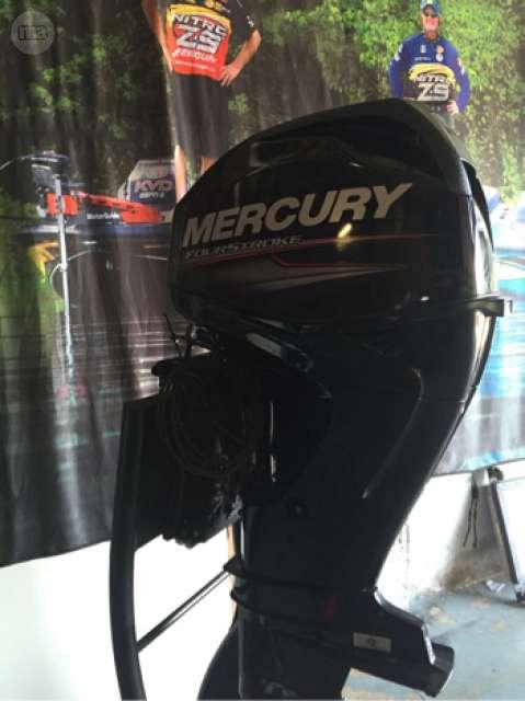 MERCURY 40 CV 4 TIEMPOS NUEVO ELPT EFI - foto 7